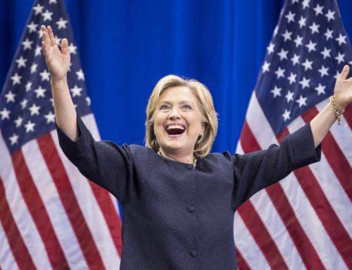 Hög tid att USA väljer en kvinna till president